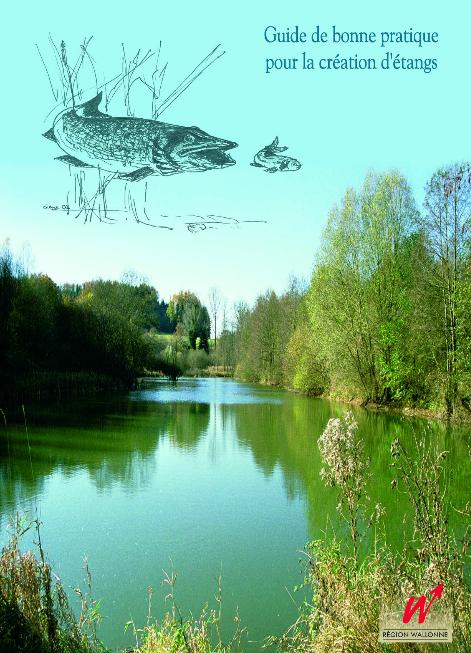 Guide de bonne pratique pour la création d'étangs