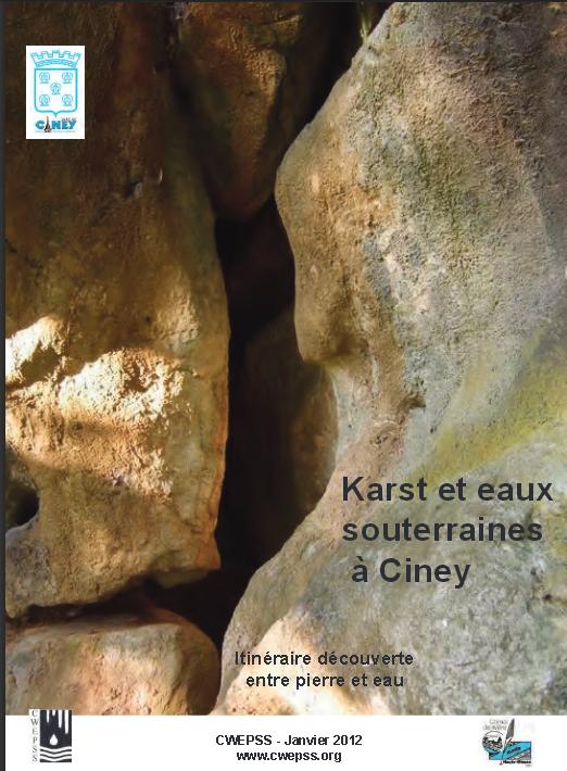 Balade itinrante: Karst et eaux souterraines à Ciney