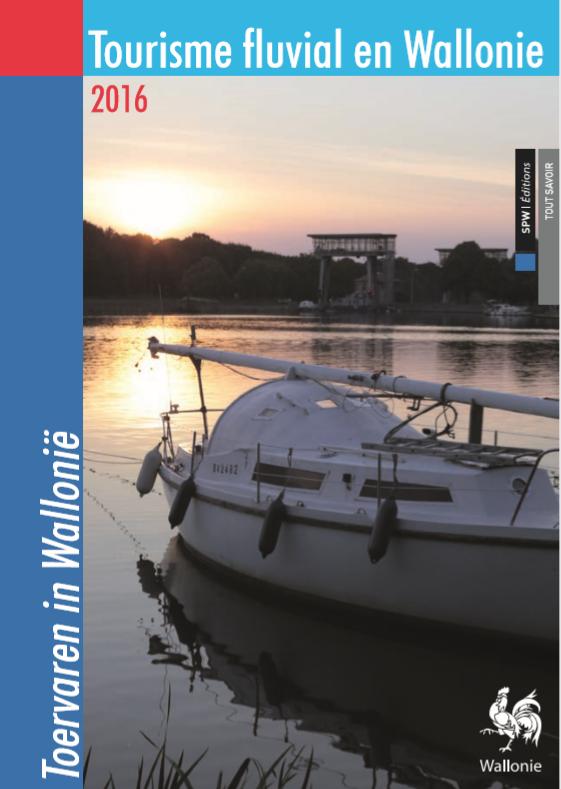 Tourisme fluvial en Wallonie - 2016